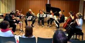 Bruges 2018 Octuor de Mendelssohn